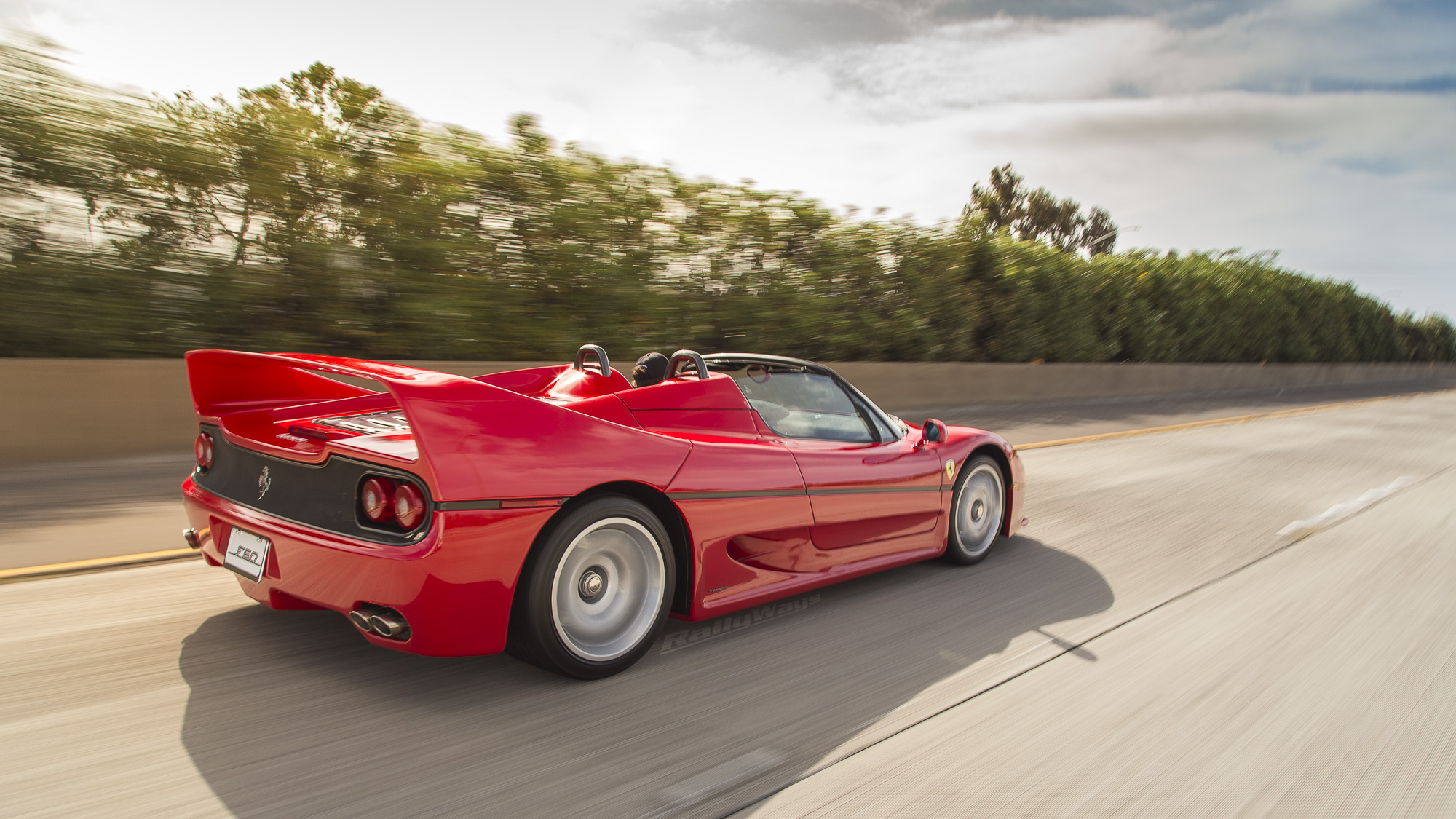 Ceramic Pro Ferrari F50 by RallyWays
