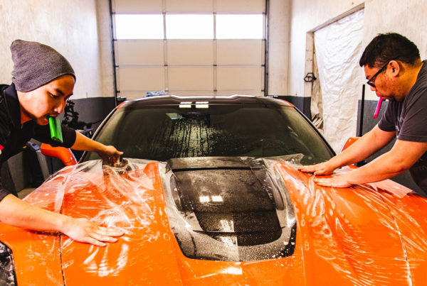 what is a car wrap