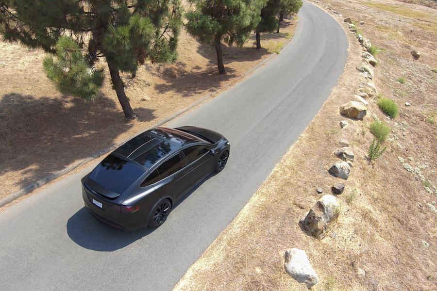 Ceramic Pro Elite Dealer San Diego Tesla Matte Black